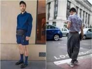 男生夏天穿衣要注意几个点,第二个看着最难受!